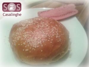 Ricetta Pane per Hamburger con Wurstel
