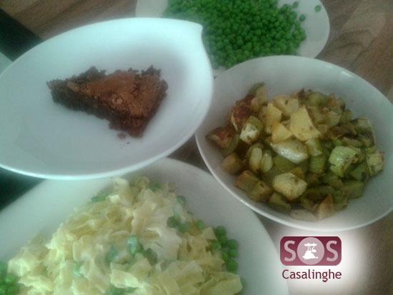Menù Cucina Vegetariano Veloce