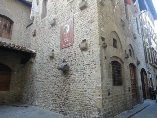 Firenze Casa Dante