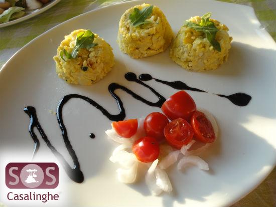 Ricetta tortini di patate e uova