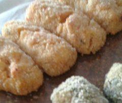 Crocchette di Salmone e Verdure