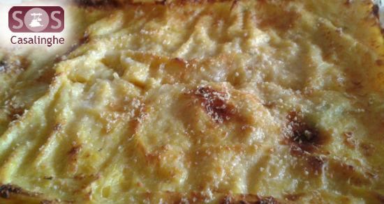 Ricetta Lasagne con zucca aromatizzate al basilico